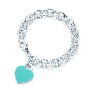 Tiffany chunky bracelet